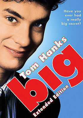 Big (Extended Edition) DVD