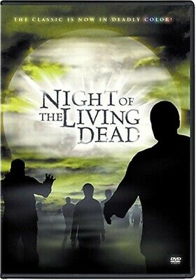 Night of the Living Dead (Colorized and DVD