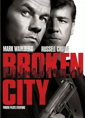 Broken City DVD Allen Hughes(DIR)