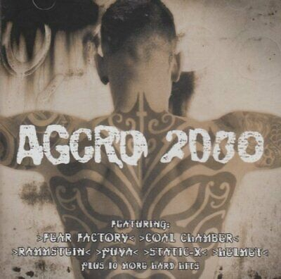 Various Artists (Author) : Aggro 2000 CD