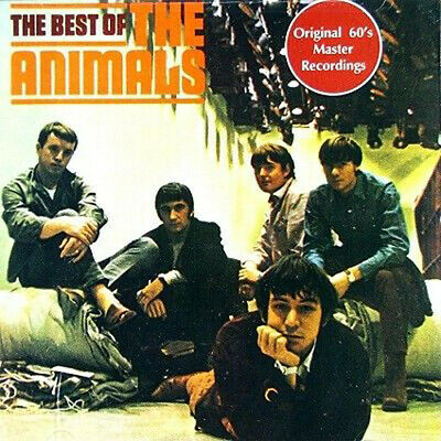 The Animals : The Best of the Animals CD (1999)