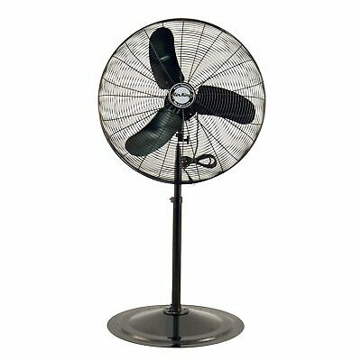 "Air King 9170 30"" 1/3 HP Industrial Grade High Velocity Pedestal Mount Fan"