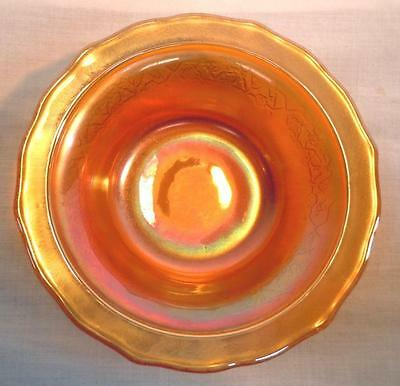 Carnival Glass Mixed Lot of Bowls and Trays