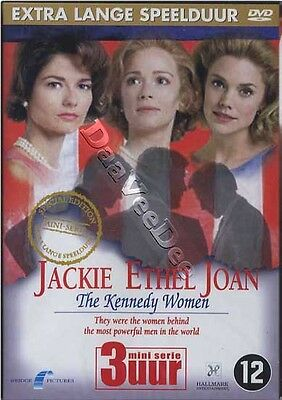 Jackie Ethel Joan / The Women Of Camelot NEW PAL DVD