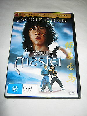 The Young Master - Jackie Chan - Special Edition - VGC - R4 - DVD