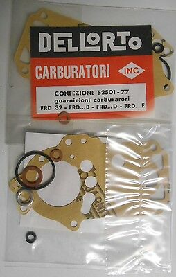 Pochette de joints pour carburateurs DELLORTO  FRD 32 - FRD...B - ...D - ...E