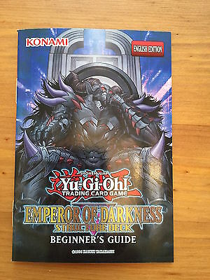 Beginner's Guide - Emperor of Darkness Structure Deck - Yu-Gi-Oh! - Yugioh