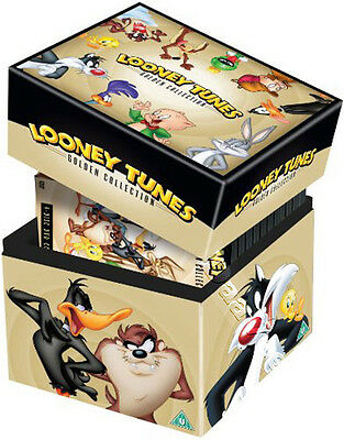 Looney Tunes - Golden Collection (Volumes 1-6) NEW PAL Kids Classic 24-DVD Set
