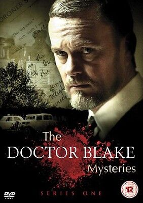The Doctor Blake Mysteries - Series 1 NEW PAL Cult 3-DVD Set Craig McLachlan