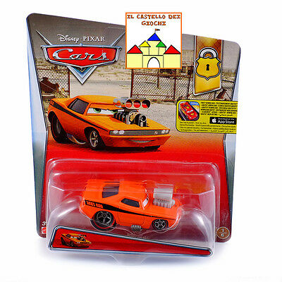 CARS Personaggio SNOT ROD in Metallo scala 1:55 by Mattel DLY60