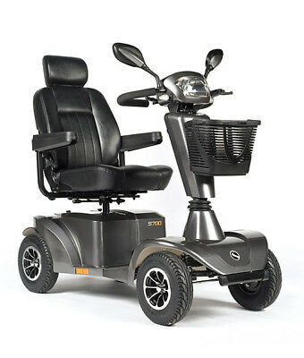 Sterling Sunrise Medical S700 Black Mobility Scooter  *BRAND NEW*