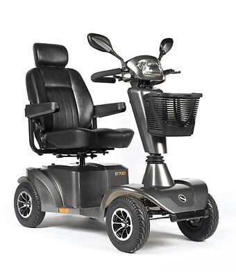 Sterling Sunrise Medical S700 Silver Mobility Scooter  *BRAND NEW*