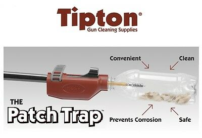 Tipton * Patch Trap for Catching & Dispossal of Cleaning Patches * 777890 * New!