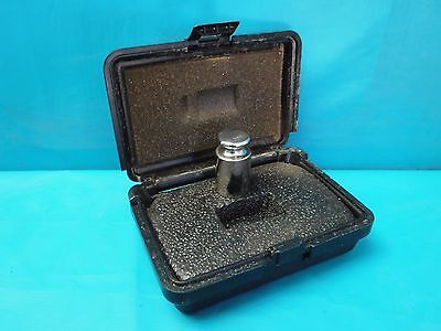 Used 200 Gram Calibration Weight With Case