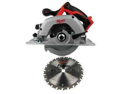 NEW Milwaukee 2630-20 M18 18V 18-Volt  Cordless 6-1/2-Inch Circular Saw