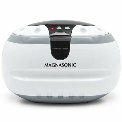 Jewelry Watch Eyeglass Cleaner Professional Ultrasonic Machine Magnasonic