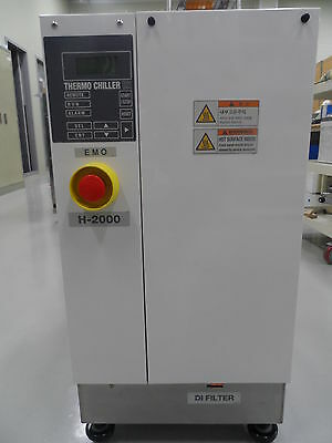 SMC THERMO CHILLER INR-498-012D-X007 Working with 3 Months Warranty