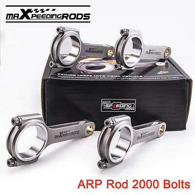 For Rover Coupe 1.8 16v 96 - 99 High Performance Conrod Con Rod Pleuel ARP 2000