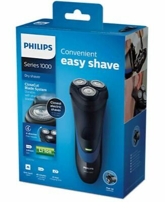 Philips Series 1000 Dry Electric Outdoor Garden Shaver Beard Trimmer S1510