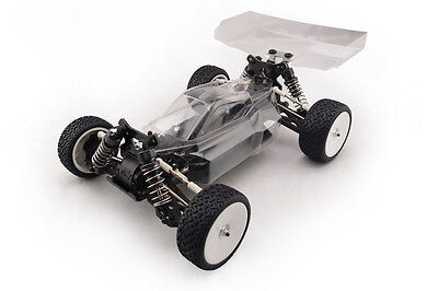 Carisma GTB 4WD 1/16th Scale Belt Drive Buggy Racing Kit