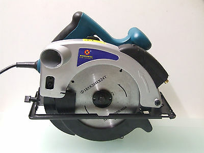 240v 185mm Circular Saw with Laser Guide