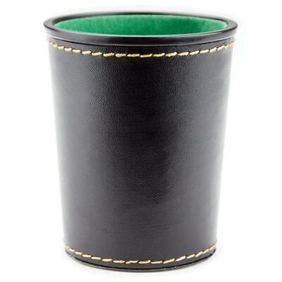 Dice Cups BryBelly Poker & Casino Supplies Synthetic Leather Dice Cup