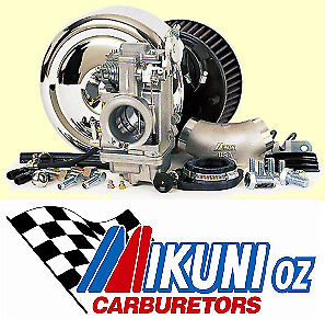 Mikuni Carburetor 42-8 HSR42 Total Kit for Harley Davidson EVO models