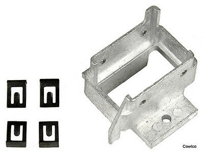1966 to 1967 Lincoln Continental Window Switch retainer clips pkg of 6