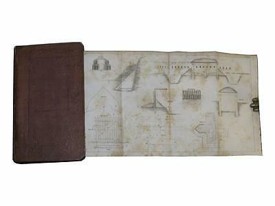 Field Fortification Treatise 1836 Mahan FIRST EDITION Civil War West Point