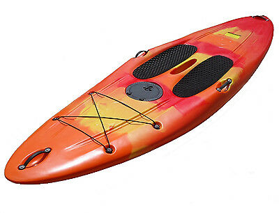 New 11Ft Stand Up Paddle Board Sup Surf Ski Knee Board