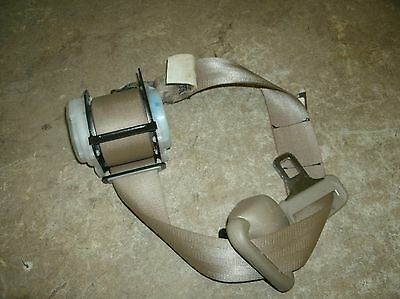 New Rear Left Second Row Seat Belt Gray For 2005-2006 Mazda MPV LC6257780A72