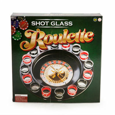 Shot Glass Roulette, Tequila, Vodka, Drinking games, Great Gift