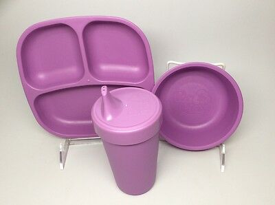 Children's Plate, Bowl & Sippy Cup Set