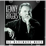 Kenny Rogers : 42 Ultimate Hits [us Import] CD (2004)