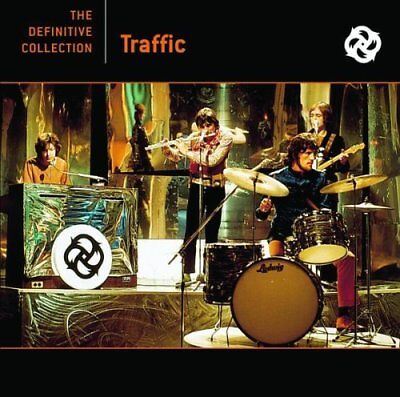 Traffic (The Definitive Collection) CD