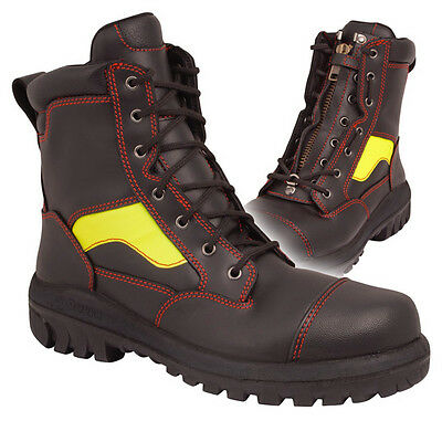 """Oliver Boots HS66-360 180mm 7"""" Lace Up Firefighters Boot"""