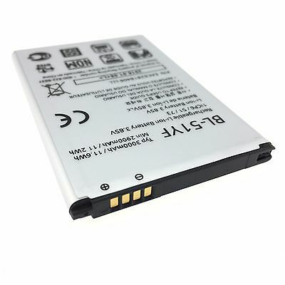 Brand NEW LG G4 H812/H818 Replacement Battery BL-51YF 3000mAh