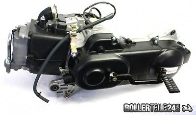 Motor kompl. für 4 Takt China Roller f. Flex Tech Firenze 25 4T Bj. 2010-2014