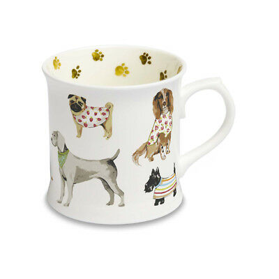 Cooksmart Best in Show Dog Mug China 450ml Tea Coffee Drink Gift Kitchen Dining