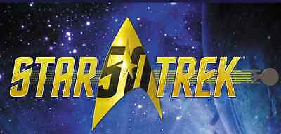 Star Trek 50th Anniversary TOS Box + Promo P1