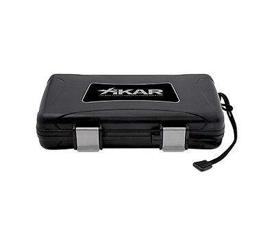 XIKAR Cigar Case Travel Humidor 5CT - 205XI