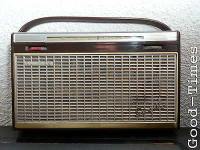 1964/65  Philips Radio  -: Evette L3D41T Kofferradio