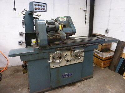 Jones & Shipman 10 X 27 O.d./i.d. Grinder,model 1300, Serial #b0-90251,year 1990