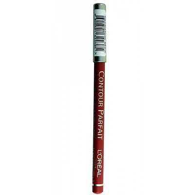 Loreal Lipliner, Contour Parfait Lipliner High Precision, 676 Dark Chocolate New