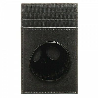 *NEW* The Nightmare Before Christmas: Badge Front Pocket Card Wallet by Bioworld
