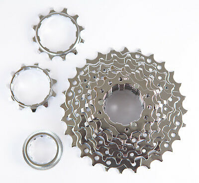 Monsoon SHIMANO COMPATIBLE 8 SPEED BIKE CASSETTE 11/28 TOOTH