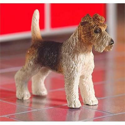 Miniature Tommy the Fox Terrier 12th Scale For Dolls Houses etc. 5013