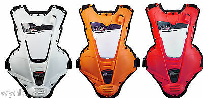 Adults inflatable chest protector body armour for motorcycling cycling skiing