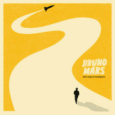 Bruno Mars : Doo - Wops & Hooligans CD