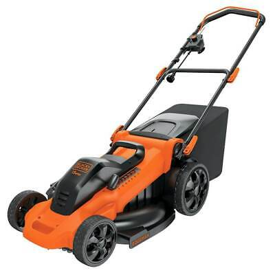 Black & Decker MM2000 18-Inch 13 amp Corded Electric Light Weight Lawn Mower